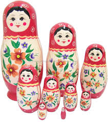 traditional design nesting dolls u2013 12 best selling designs of all time in floral pattern