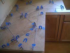 Kitchen Countertop Backsplash by Ceramic Tile Kitchen Countertops Classic Kitchen Countertop