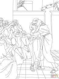 bible coloring pages of joseph and his brothers pics photos bible