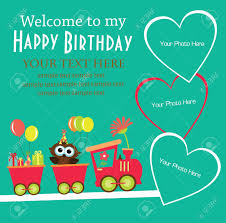 Sample 1st Birthday Invitation Card New Birthday Invitation Card Design For Kids 81 On Wedding