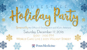 Upenn Map Penn Alumni Penn Medicine Housestaff Holiday Party