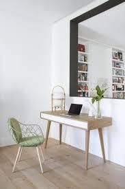 decorer un bureau comment meubler et décorer un bureau scandinave blanc