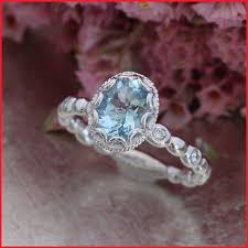 aquamarine wedding fresh wedding rings with aquamarine pics of wedding ring ideas