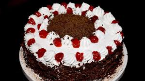 black forest cake recipe in 10 minutes u2013 microwave black forest