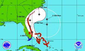 T Map Boston by Hurricane Matthew Won U0027t Hit Boston