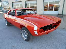 1969 camaro x11 high end project car for sale photos technical