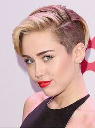 boys hair trends 2015 celebrity hairstyles miley cyrus haircut brown and blonde