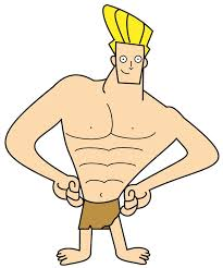 johnny bravo johnny bravo as tarzan boy by dev catscratch on deviantart