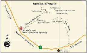 san francisco map painting de san francisco sitio patrimonio de la humanidad