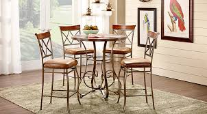 Affordable Metal Dining Room Sets Rooms To Go Furniture - Metal dining room tables