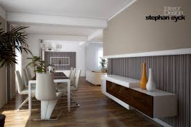 When White Leather Dining Chairs Decoration Ideas Extraordinary Rectangular White Wooden Dining