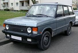 Classic Range Rover Interior Range Rover Wikipedia