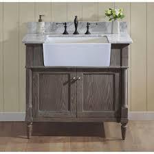 rectangular sink bathroom vanity creative bathroom decoration