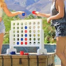 Backyard Connect Four by 2017 June Whatever