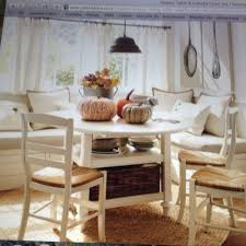 Pottery Barn Dining Room Set Pottery Barn Round Dining Table