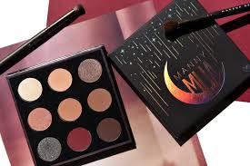 Makeup Mua swatch makeup x manny mua eyeshadow palette 盞 the