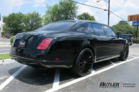 custom bentley mulsanne bentley mulsanne with 22in lexani pegasus wheels exclusively from