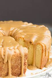 cold oven brown sugar whipping cream pound cake is perfectly moist