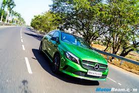 green mercedes a class 2016 mercedes a class review test drive motorbeam