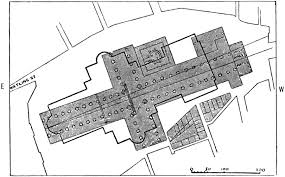 Medieval Cathedral Floor Plan Bell U0027s Cathedrals Saint Paul U0027s Cathedral
