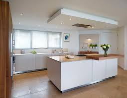 kitchen island extractor fans suspended ceiling with lights and flat extractor kitchen
