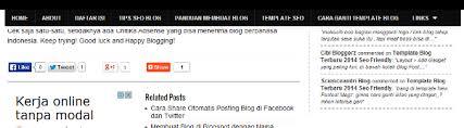 cara membuat twitter terbaru 2014 cara membuat menu navigasi blog tetap muncul saat halaman discroll