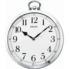 buy seiko wall clock pocket style qxa633s at j herron