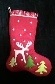160 best craft christmas stockings images on pinterest