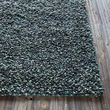 Grey Round Rug Gems Textured Rug In Gray By Chandra Rugs Rosenberryrooms Com