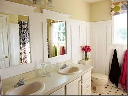 Simple Inexpensive Bathroom Makeover For Renters Makeovers Photos - Simple bathroom makeover