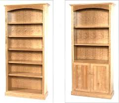 Low Bookcases With Doors Wood Bookcase Narrow Wood Bookcase Living Bookcase With Doors