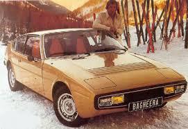 siege auto occasion le bon coin matra bagheera 1973 1980 retro