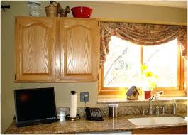 kitchen window valances ideas kitchen valance ideas traditional kitchen photos kitchen