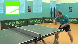 ping pong table playing area how to play ping pong table tennis with pictures wikihow