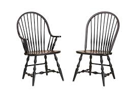 Black Windsor Chairs New England Windsor Dining Chair By Dutchcrafters