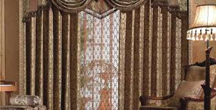 Interesting Images Awe Inspiring Dining Room Drapes Wondrous