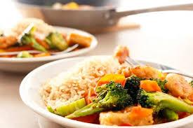 cuisine wok facile wok vegan facile et soupçon d agrumes