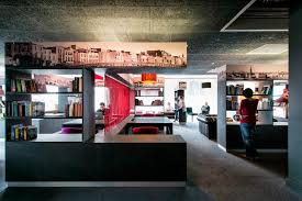 Google Office Dublin 12 Stylish Offices Of Famous Companies Inspirationfeed
