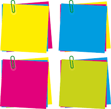 color paper color paper notes free vector 4vector