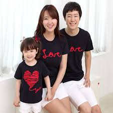 new summer sleeve children s t shirt fashion matching family
