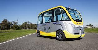lexus australia perth australia u0027s first autonomous bus hits the road in perth photos
