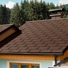 Flat Roof Flat Roof Tile Metal Red Black R 16 Prefa