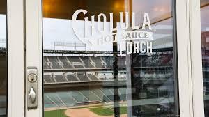 lexus texas rangers tickets texas rangers open newly renovated cholula porch at globe life