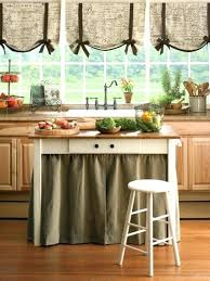 Tie Up Valance Curtains Tie Up Curtains Enchantinglyemily