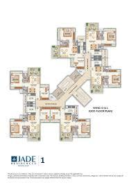 luxurious 1 1 5 2 2 5 bedroom apartments in pune jade pune