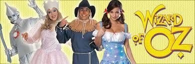 Wizard Oz Halloween Costumes Adults Wizard Oz Costumes Mega Fancy Dress