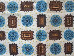 Kitchen Curtain Fabric by 221 Best Vintage Fabrics Images On Pinterest Vintage Fabrics