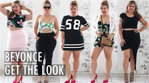 how to dress like beyonce youtube