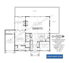 banyan cottage house plan house plans by garrell associates inc