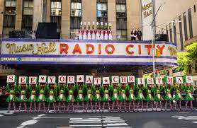 rockettes tickets radio city rockettes and santa start season early ny